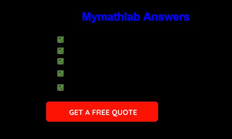 myaccountinglab answers key